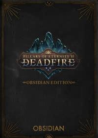 Elektronická licence PC hry Pillars of Eternity II: Deadfire Obsidian Edition Steam