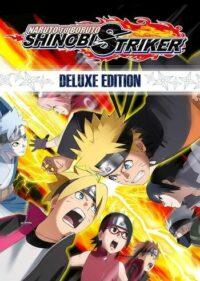 Elektronická licence PC hry Naruto to Boruto: Shinobi Striker (Deluxe Edition) Steam