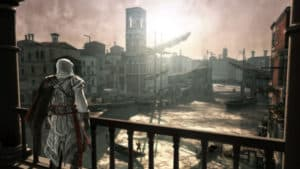 Elektronická licence PC hry Assassin's Creed - Ezio Trilogy Uplay