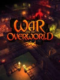 Elektronická licence PC hry War for the Overworld Steam
