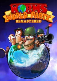 Elektronická licence PC hry Worms World Party Remastered Steam