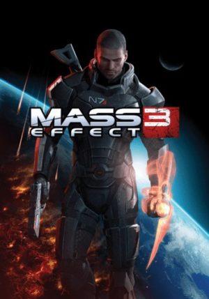 Elektronická licence PC hry Mass Effect 3 Origin