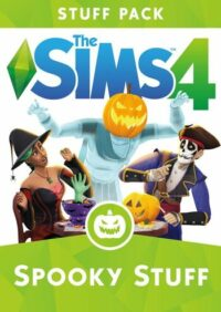 Elektronická licence PC hry The Sims 4 Strašidelné věcičky ORIGIN