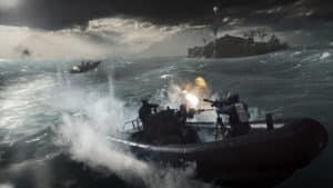 Elektronická licence PC hry Battlefield 4: Second Assault (DLC) Origin