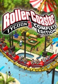 Elektronická licence PC hry RollerCoaster Tycoon 3: Complete Edition Steam