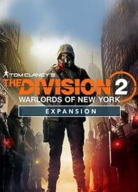 Elektronická licence PC hry The Division 2 Warlords of New York uPlay