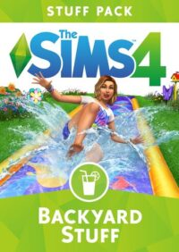 Elektronická licence PC hry The Sims 4: Backyard Stuff (DLC) Origin