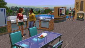 Elektronická licence PC hry The Sims 3 Zahradní mejdan (kolekce) ORIGIN