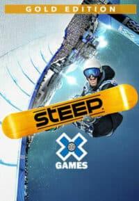 Elektronická licence PC hry STEEP X GAMES- GOLD EDITION Uplay