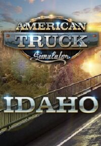 Elektronická licence PC hry American Truck Simulator - Idaho (DLC) Steam