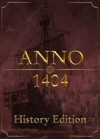 Elektronická licence PC hry Anno 1404 History Edition