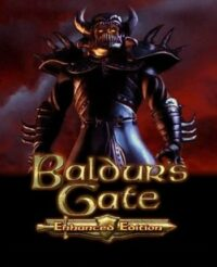 Elektronická licence PC hry Baldur's Gate (Enhanced Edition) Steam