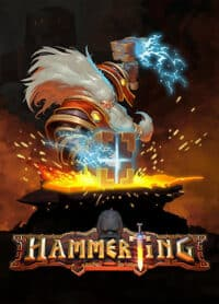 Elektronická licence PC hry Hammerting STEAM