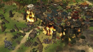 Elektronická licence PC hry Stronghold: Warlords Special Edition Steam