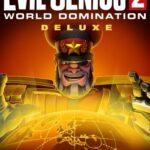 Elektronická licence PC hry Evil Genius 2: World Domination Deluxe Edition