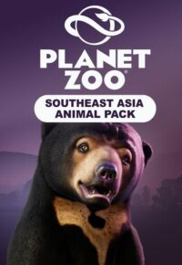 Elektronická licence PC hry Planet Zoo: Southeast Asia Animal Pack (DLC) Steam