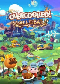Elektronická licence PC hry Overcooked! All You Can Eat STEAM