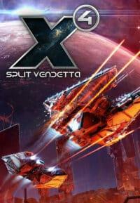 Elektronická licence PC hry X4: Split Vendetta STEAM
