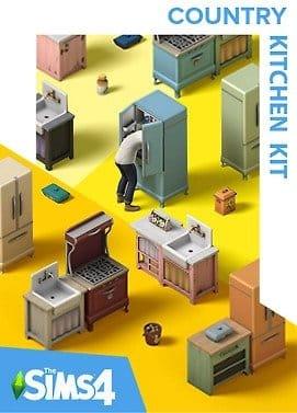 Elektronická licence PC hry The Sims 4 Venkovská kuchyně Origin