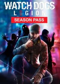 Elektronická licence PC hry Watch Dogs Legion - Season Pass Ubisoft Connect