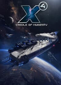 Elektronická licence PC hry X4: Cradle of Humanity STEAM