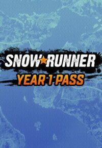 Elektronická licence PC hry Snowrunner Year 1 Pass (DLC) Steam