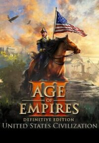 Elektronická licence PC hry Age of Empires III: Definitive Edition - United States Civilization (DLC) Steam