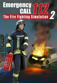 Elektronická licence PC hry Emergency Call 112 – The Fire Fighting Simulation 2 Steam