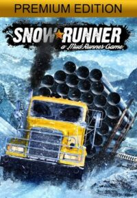 Elektronická licence PC hry SnowRunner Premium Edition STEAM
