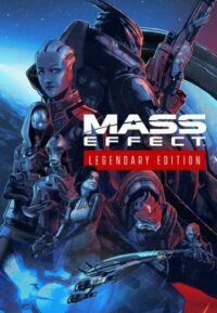 Elektronická licence PC hry Mass Effect Legendary Edition Origin