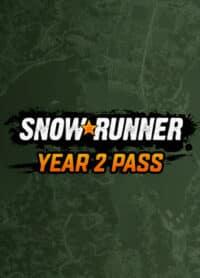 Elektronická licence PC hry SnowRunner - Year 2 Pass