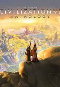 Elektronická licence PC hry Civilization VI Anthology Steam