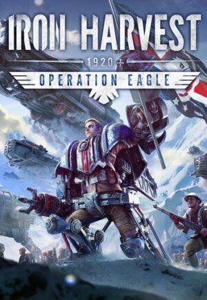 Elektronická licence PC hry Iron Harvest: - Operation Eagle (DLC) Steam