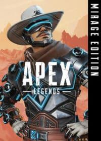 Elektronická licence PC hry Apex Legends - Mirage Edition ORIGIN