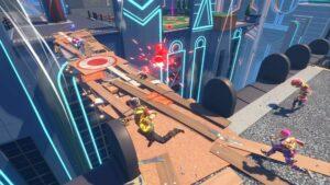 Elektronická licence PC hry Knockout City Origin