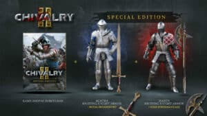Elektronická licence PC hry Chivalry II Special Edition Epic Games