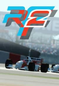 Elektronická licence PC hry rFactor 2 STEAM