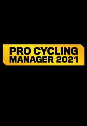 Elektronická licence PC hry Pro Cycling Manager 2021 STEAM