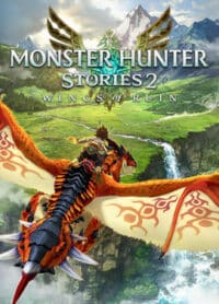 Elektronická licence PC hry Monster Hunter Stories 2: Wings of Ruin STEAM