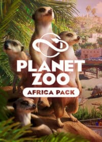 Elektronická licence PC hry Planet Zoo: Africa Pack STEAM