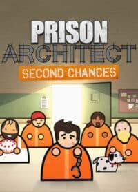 Elektronická licence PC hry Prison Architect - Second Chances STEAM
