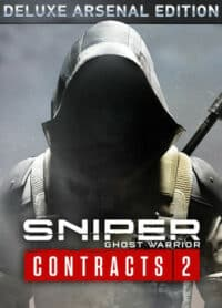 Elektronická licence PC hry Sniper Ghost Warrior Contracts 2 Deluxe Arsenal Edition