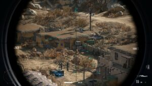 Elektronická licence PC hry Sniper Ghost Warrior Contracts 2 STEAM