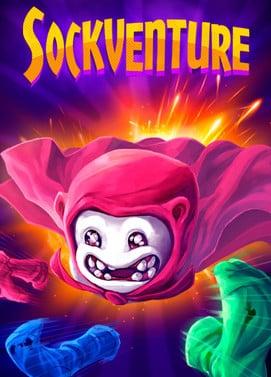 Elektronická licence PC hry Sockventure STEAM