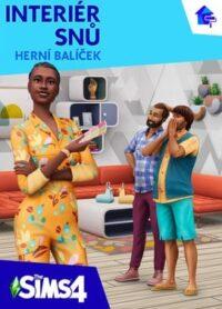 Elektronická licence PC hry The Sims 4 Interiér Snů ORIGIN