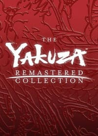 Elektronická licence PC hry Yakuza Remastered Collection STEAM