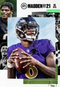 Elektronická licence PC hry Madden NFL 21 STEAM