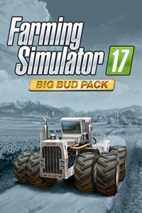 Elektronická licence PC hry Farming Simulator 17 - Big Bud Pack STEAM