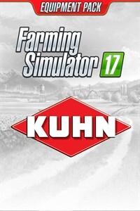 Elektronická licence PC hry Farming Simulator 17 - KUHN Equipment Pack STEAM