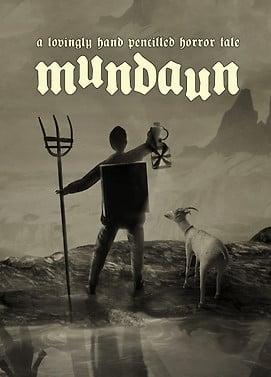 Elektronická licence PC hry Mundaun STEAM